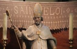 Saint Eloi, patron de notre église et de notre village