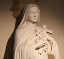 Sainte Thérèse de l'Enfant Jésus, patronne des missions