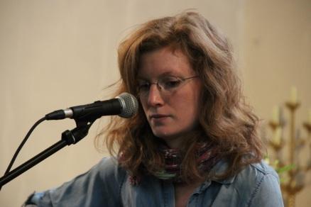 Julia H en répétition à Becco