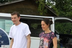 Nicolas et Delphine