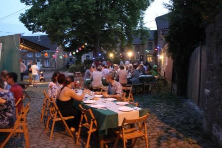 Fête au village de Becco 2018