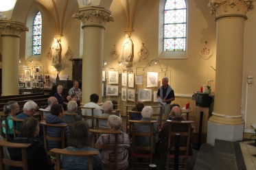 Journées des Eglises ouvertes 2018 à Becco