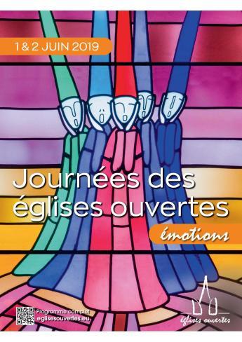 Journées des Eglises ouvertes 2019