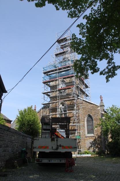 2020-05-07 - Eglise de Becco en travaux (10)