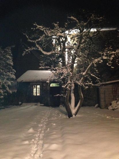 Becco sous la neige - ES