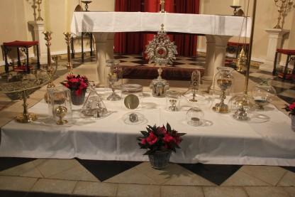 2021-06-06 - Exposition dans l'église de Becco